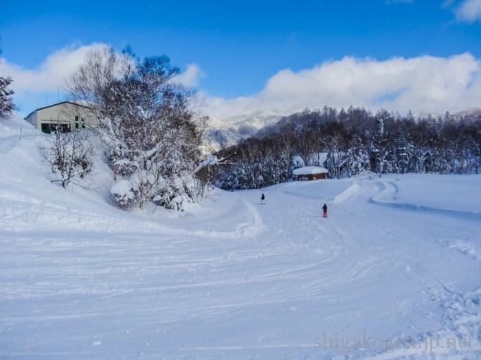 初心者-slops-蓮池スキー場
