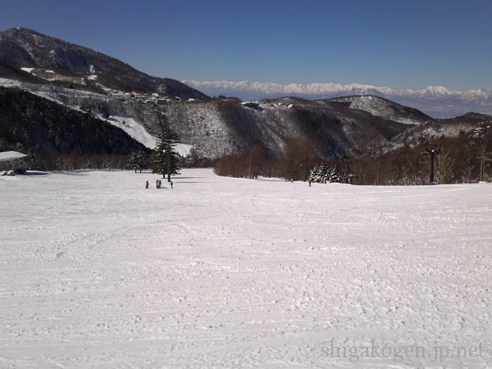 初心者, ファミリー-slops-発哺ブナ平スキー場