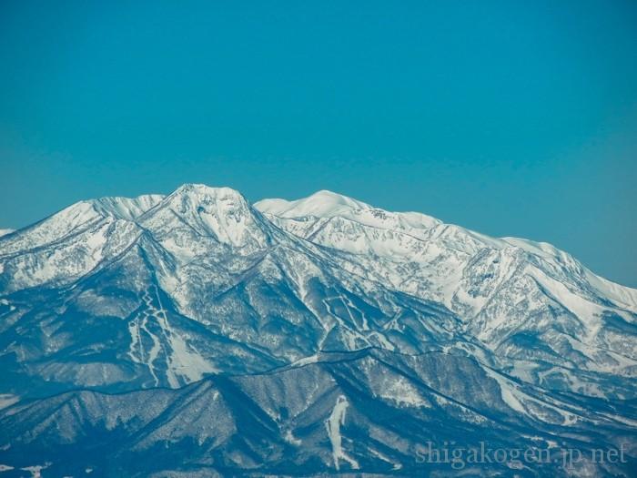 景色が良い, 初心者, ロングコース, コブ-slops-東館山スキー場