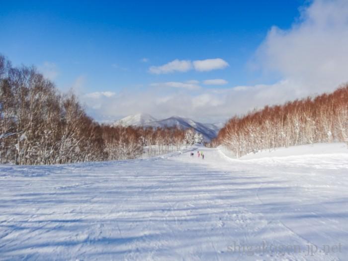 西館山, コブ-slops-西館山スキー場