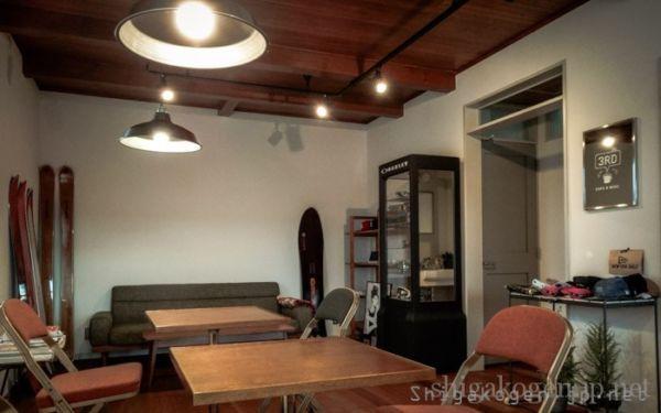 中野市-nakano-foods-中野市のオシャレなカフェ3RD CAFE & MOREに行ってみた