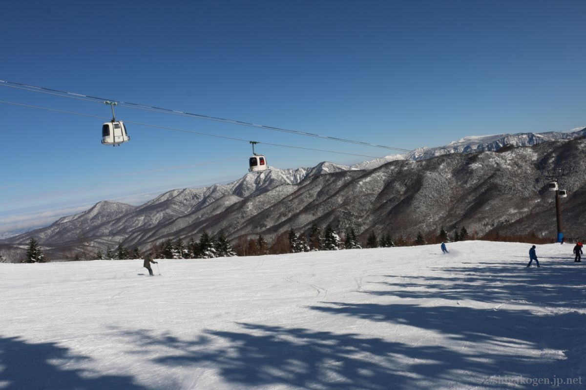 奥志賀高原スキー場 - 志賀高原ナビ