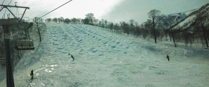 初心者, ファミリー, コブ-slops-丸池スキー場