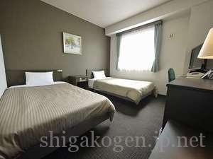 志賀高原での出費を抑える?! ビジネスホテルを上手く利用しよう