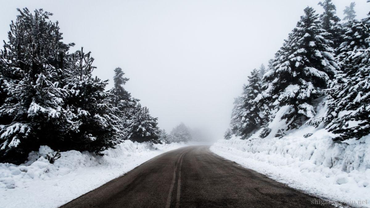 アクセス, まとめ-drive-志賀高原へ行く前に道路状況、天気、積雪情報をチェックしよう